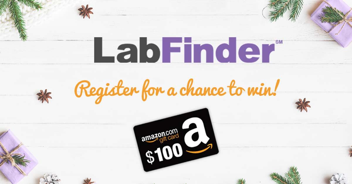 A LabFinder Giveaway!